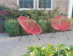 3 Piece Red Brand New Acapulco Egg CHAIR Modern Weave Pear-Shaped Chairs  Patio Outdoor Retro Sun Oval Chair Details About Set Of 2 Allweather Oval Weave Lounge Patio Acapulco Papasan Chair Orange Black Resortgrade Chairs The Cheap Replica Designer Indoor Outdoor In Grey White On Frame Amazoncom With Fire Pit Chair 3d Model Items 3dexport Add Zest To Any Space Part Iii Sun Blue Brand New Pieces Red Egg Chair Modern Pearshaped Retro Adult