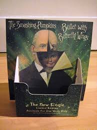 Smashing Pumpkins Bullet With Butterfly Wings Album rigmarole 2 entstehung artwork mellon collie