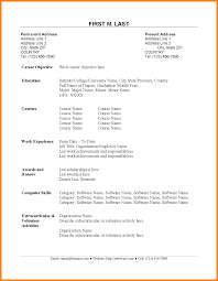 8+ Cv Sample For Fresh Graduate Doc | Theorynpractice Sample Resume Format For Fresh Graduates Onepage Best Career Objective Fresher With Examples Accounting Cerfications Of Objective Resume Samples Medical And Coding Objectives For 50 Examples Career All Jobs Students With No Work Experience Pin By Free Printable Calendar On The Format Entry Level Mechanical Engineer Monster Eeering Rumes Recent Magdaleneprojectorg 10 Objectives In Elegant Lovely