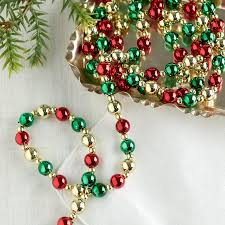 Beaded Garland Christmas Tree Best Deals