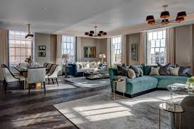 100 Interior Design For Residential House Auberry Classic Elegant British Design In The Heart Of Prime London