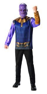 Amazoncom Rubies Mens Marvel Avengers Infinity War Thanos