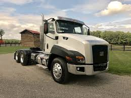 100 Day Cab Trucks For Sale 2012 Caterpillar CT660S Tandem Axle Truck CT13 430HP Manual 203688 Miles Chatham VA 060850 MyLittlesmancom