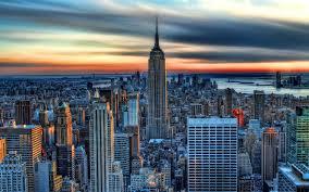 100 Sky House Nyc Cities United States America House Skyscraper Night Sky Light Lights