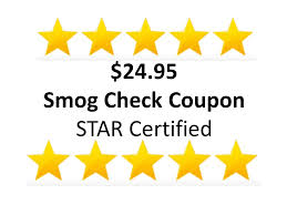 Brake And Lamp Inspection Fresno Ca by Discount Smog Station Near Me 24 95 Smog Check Coupon In Santa