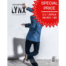 100 Contemporary Magazine Lynx Lynx Print And Online