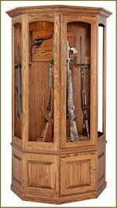 Homak Gun Cabinets Canada by Stack On 18 Gun Cabinet Walmart Best Home Furniture Design