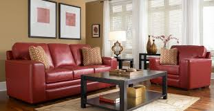 Red Leather Couch Living Room Ideas by Furniture Stunning Broyhill Furniture For Home Furniture Ideas