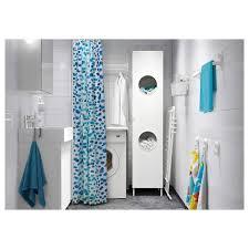 lillången wäscheschrank weiß 40x38x179 cm