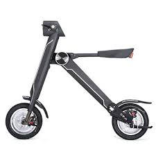 Foldable Electric Bike Or Scooter For Adults