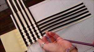 Paper Weave Scrapbook Technique