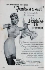 100 Coronet Apartments Milwaukee Freedom Is A Must Skippies By Formfit Girdle Ad From June 1954
