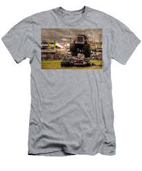100 Monster Truck Shirts Destruction TShirt For Sale By Rob Hawkins