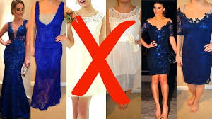 where not to buy your prom dress youtube