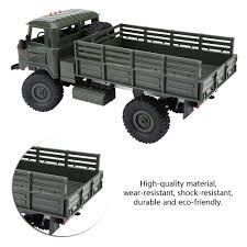 RC Truck Green 1:16 4-Channels DIY Assemble Military Truck RC ... 118 4wd Electric Rc Truck Racing Car 24g Remote Control Rock Rampage Mt V3 15 Scale Gas Monster Remo 116 50kmh Waterproof Brushed Short About Stop Truck Stop Revell Mounty Double E 120 End 1520 12 Am 24g 6ch Alloy Dump Rc Big Best Kyosho Mad Crusher Ve Brushless Powered Blue 1 How To Make Tire Chains For Cars Tested Trucks Bulldozer Charging Rtr