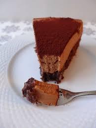 un délicieux gâteau au chocolat léger comme un nuage qui passera