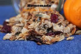 Toasting Pumpkin Seeds In Microwave by Homemade Granola Easy Microwave Prep