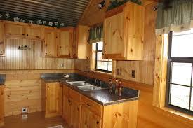 Log Cabin Kitchen Images by Lelands Log Cabins
