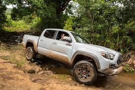 2017 Toyota Tacoma TRD Pro Off-Road Review - Motor Trend Toyota Prerunner Offroad For Beamng Drive New 2017 Tacoma Trd Offroad 4d Double Cab In Crystal Lake Hot Wheels Truck Red Wheels Off Road Truck Super Tasure Hunt On Carousell Baja Wiki Fandom Powered By Wikia 138 Scale Toyota Pickup Suv Off Vehicle Diecast Pro Review Motor Trend Top Trucks Of 2009 1992 Cool Cars 2016 Hw Speed Graphics Series Toys Games The Is Bro We All Need 2018 Indepth Model Car And Driver Hobbydb