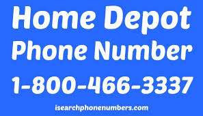 Home Depot Phone Number Customer Service Corporate Contact Info