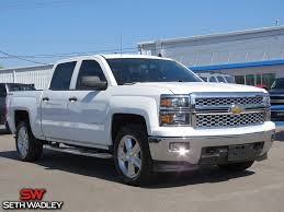 Used 2014 Chevrolet Silverado 1500 LT 4X4 Truck For Sale In Ada OK ...