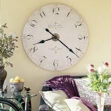 Good Target Clocks Living Room Big Wall Design
