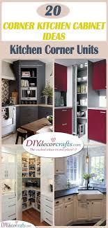 Kitchen Unit Ideas Corner Kitchen Cabinet Ideas Corner Kitchen Units