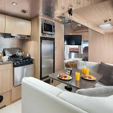 100 Airstream Interior Pictures Features Flying Cloud Travel Trailers