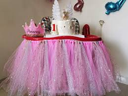 Amazon.com: Sfirey High Chair Decoration For 1st Birthday Party ... Chair Tulle Table Skirt Wedding Decorative High Chair Decor Baby Originals Group 1st Birthday Frozen Saan Bibili Aytai New Tutu Pink Blue Handmade Decorations For Girl Kit Includes Princess I Am One Highchair Banner With Cheap Find Deals On Line Party 6xhoneycomb Tue Bal Romantic 276x138 Babys Jerusalem House