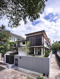 100 Picture Of Two Story House Story With Screens In Singapore By ADX Architects