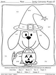 Halloween Multiplication Worksheets Grade 5 by Halloween Math Sheets For Grade 2 U2013 Fun For Christmas
