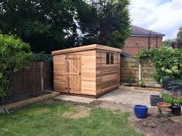6x5 Shed Double Door by Westernred Cedar Wood Garden Sheds And Summerhouses Designer