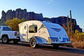 100 Modern Travel Trailer Lightweight Camper Trailer Can Be Towed By Most Cars Curbed