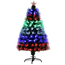 Costway 75 Ft Prelit Artificial Christmas Tree W750 LED Lights