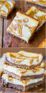 Pumpkin Swirl Cheesecake Bars by Peanut Butter Swirled Cheesecake Bars With Brown Sugar Graham