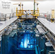 Pebble Bed Reactor by Nuclear Thorium Molten Salt Experiments Started In Europe