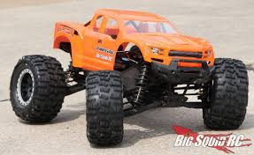 100 Wide Truck Tires ProLine Trencher 43 ProLoc PreMounts For XMaxx Review Big