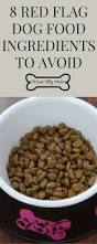 Pumpkin Puree For Dog Constipation by Pet Parents Beware 8 Red Flag Dog Food Ingredients To Avoid Red