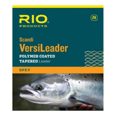 Rio Spey VersiLeader Fishing Tapered Leader - 10'