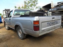100 Utility Truck Parts New Arrivals At Jims Used Toyota 1991 Grey Toyota