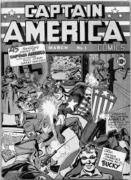 The Captain America Conundrum Issues Of Patriotism Race And Gender In Comic Books 1941 2001 By Richard A H