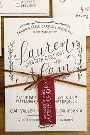 Marvelous Natural Paper Wedding Invitations 18 Neutral