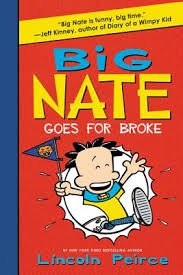 Big Nate Dibs On This Chair Paperback by Big Nate Opentrolley Bookstore Singapore