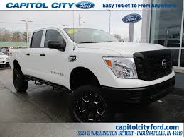 100 Used Nissan Titan Trucks For Sale 2017 XD S In Indianapolis IN VIN