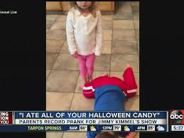 Hey Jimmy Kimmel Halloween Candy 2016 by More Kids More Crying Jimmy Kimmel Presents The Latest