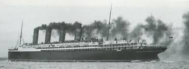 the sinking of the lusitania 7th may 1915