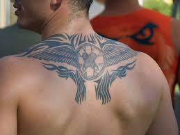 25 Lovely Mens Back Tattoos Gallery