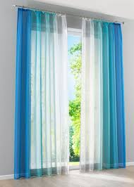 gardinen mit farbverlauf 2er pack