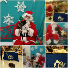 Feeders Supply Santa Pictures