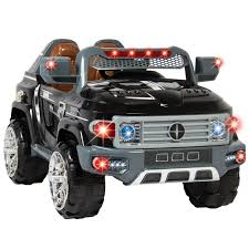 12V MP3 Kids Ride On Truck Car R/c Remote Control, LED Lights, AUX ... 12v Ride On Truck Car Kids Gmc Sierra Denali Vehicle Powered Amazoncom Kid Trax Red Fire Engine Electric Rideon Toys Games Magic Cars Big Seater Mercedes Remote Control W Parent Black Best Choice Radio Flyer Bryoperated For 2 With Lights Ford Ranger Wildtrak Xls Battery Jeep Blue Aosom 2in1 F150 Svt Raptor Step2 Jeronimo Monster And Transformers Style Childrens Power Wheels My First Craftsman 6v